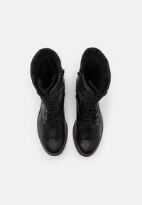 Anna Field - LEATHER - Lace-up boots - black - 5