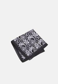 Burton Menswear London - SET - Tie - dark grey - 3