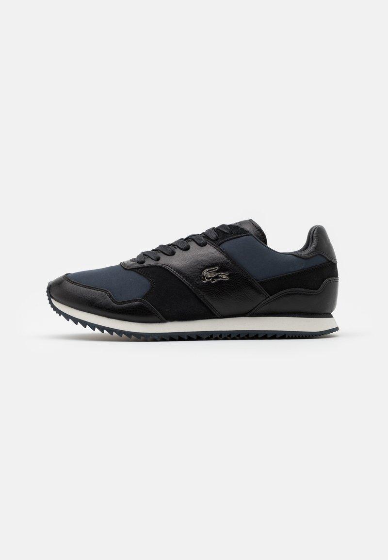 Lacoste - AESTHET LUXE - Sneakers basse - black/dark grey