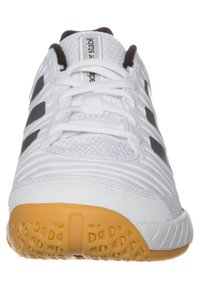 adidas Performance - ADIPOWER STABIL 10.1 - Handball shoes - running white/metallic silver - 3