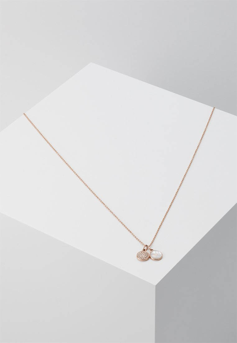 Emporio Armani - Ketting - rosegold-coloured
