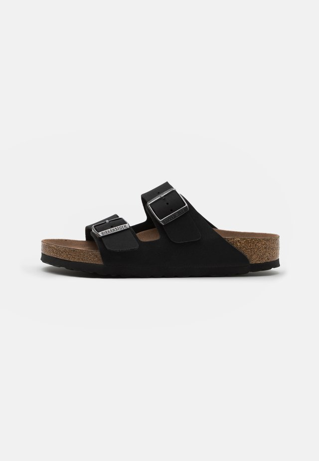 ARIZONA EARTHY VEGAN UNISEX - Pantofle - black