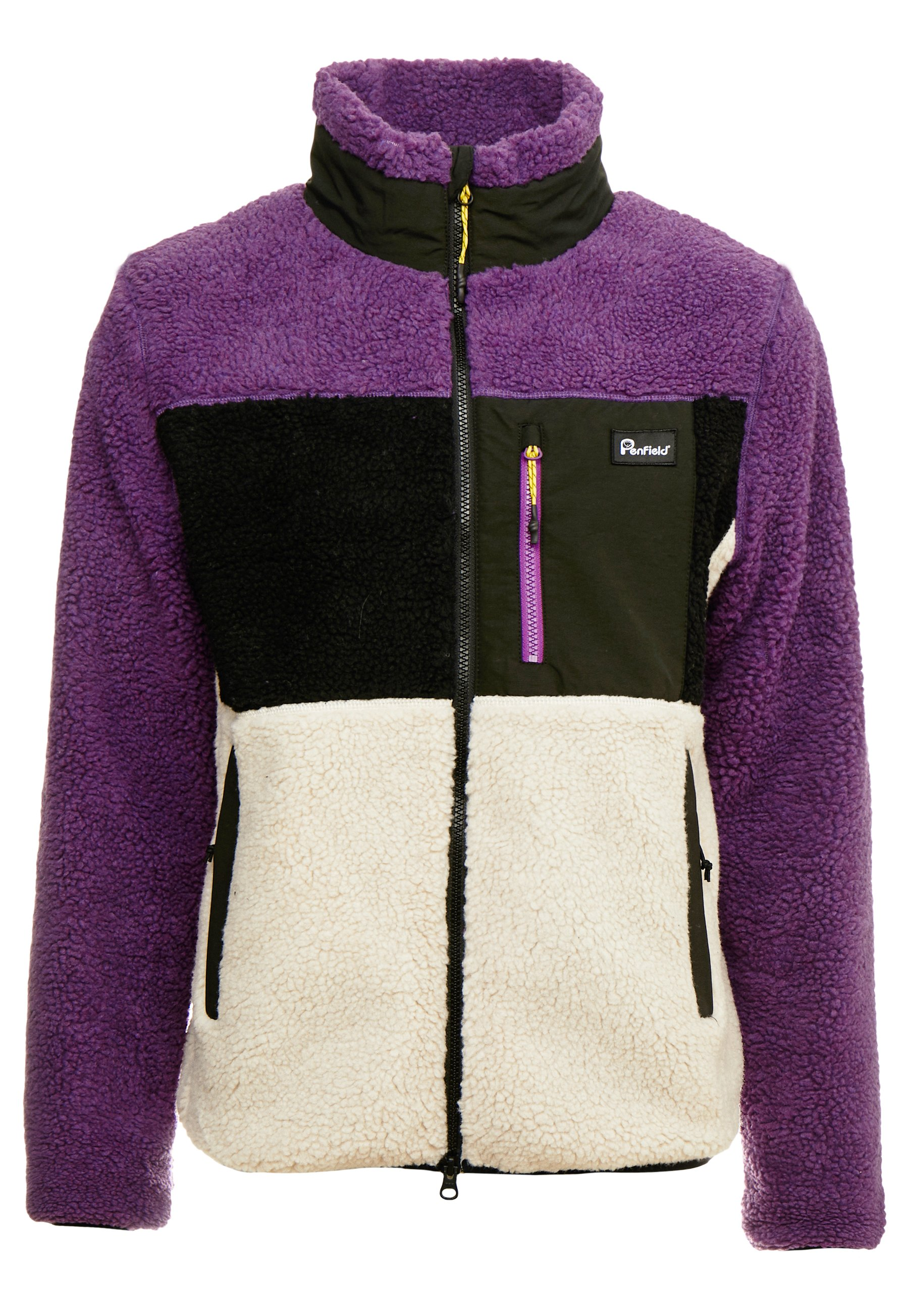 Penfield MATTAWA COLOURBLOCK - Veste d'hiver - purple magic