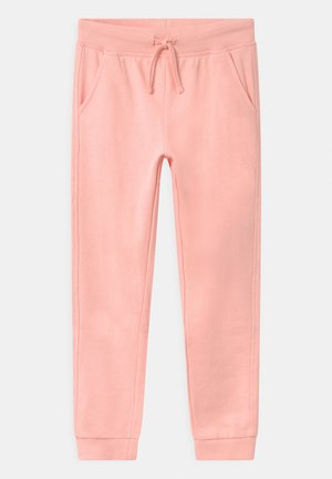Tracksuit bottoms - peach bud