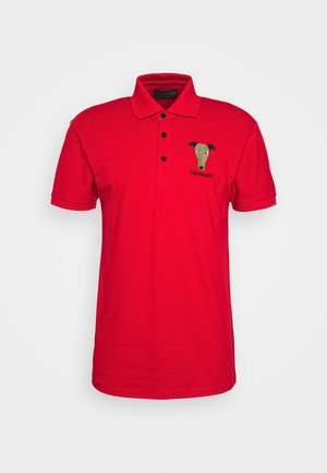 REGULAR - Polo shirt - red