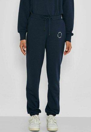 NMLUPA NW  - Tracksuit bottoms - navy blazer