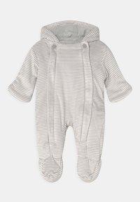 Marks & Spencer London - BABY PLAYSUIT UNISEX - Jumpsuit - grey - 0