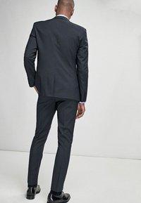 Next - STRETCH TONIC SUIT: JACKET-SLIM FIT - Suit jacket - blue - 2