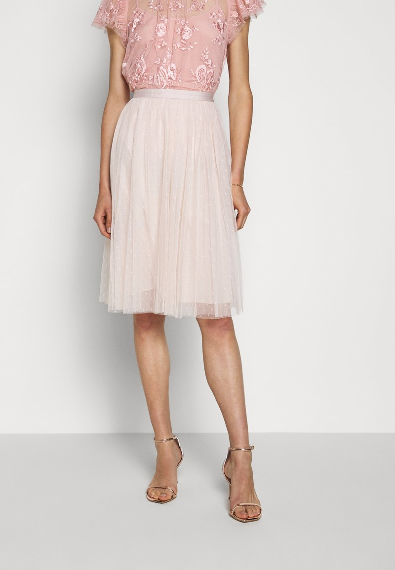 Needle & Thread - KISSES MIDI SKIRT EXCLUSIVE - A-line skirt - ballet slipper