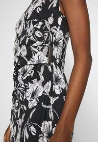 Anna Field - Pouzdrové šaty - black - 4
