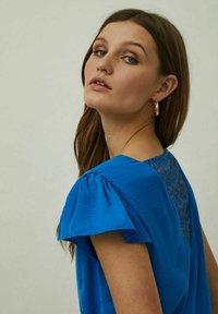 Vila - Day dress - nebulas blue - 5