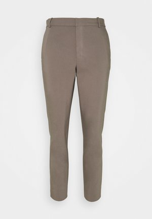 ZELLA  - Trousers - sandy grey