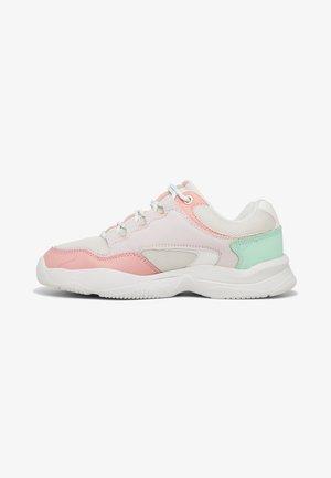 DECEL - Sneakers laag - lilac rose