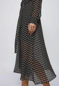 BOSS - Shirt dress - black - 4