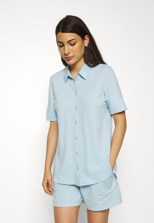 KURZ SET - Pyjama - aqua