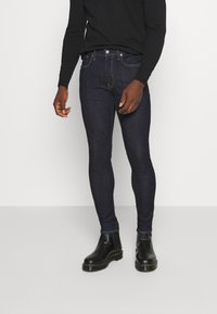 Levi's® - SKINNY TAPER - Jeans Skinny Fit - dark-blue-denim - 0