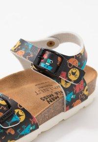 Walnut - Sandals - black - 5