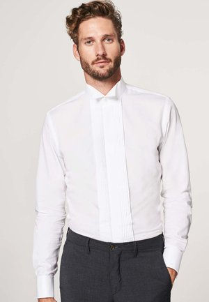 SLIM FIT - Formal shirt - wit