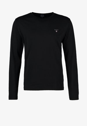THE ORIGINAL - Langærmede T-shirts - black