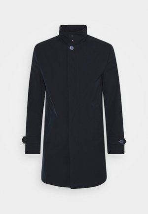 AUGUSTIA - Short coat - navy
