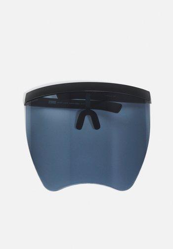 FRONT VISOR UNISEX - Other accessories - black/black