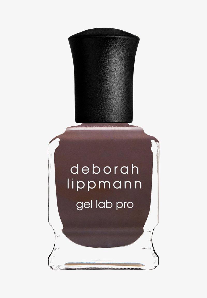 Deborah Lippmann - THE GIRL WHO FELL TO EARTH COLLECTION - GEL LAB PRO - Nail polish - brown