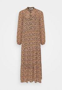 Moss Copenhagen - MARTHA RIKKELIE DRESS - Maxi dress - black - 0