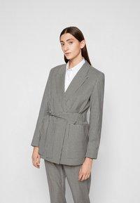 PS Paul Smith - JACKET - Short coat - black - 0