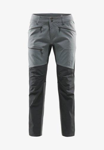 RUGGED FLEX PANT - Friluftsbukser - grey
