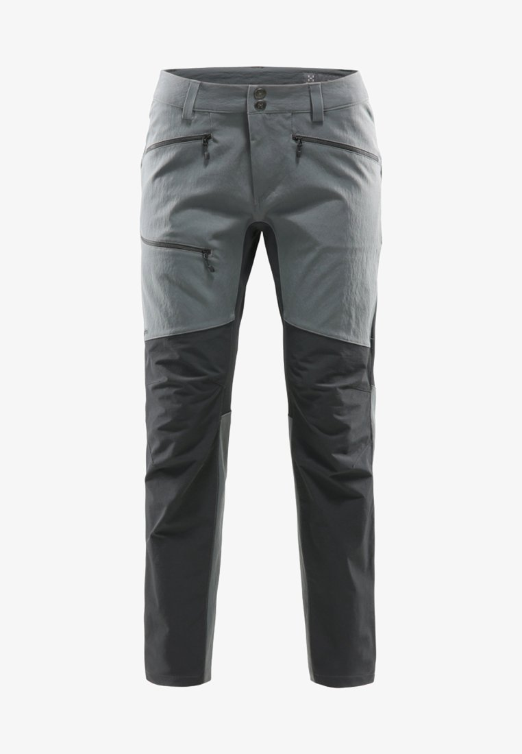 Haglöfs - RUGGED FLEX PANT - Outdoor trousers - grey
