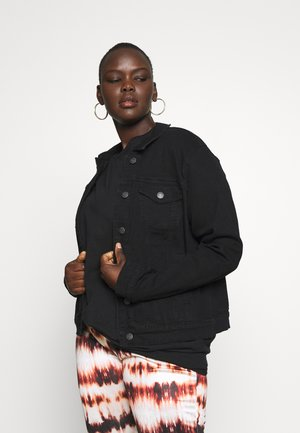 VMHOT SOYA JACKET MIX - Summer jacket - black