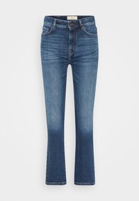 WEEKEND MaxMara - ANGOLO - Straight leg jeans - blue marine - 3