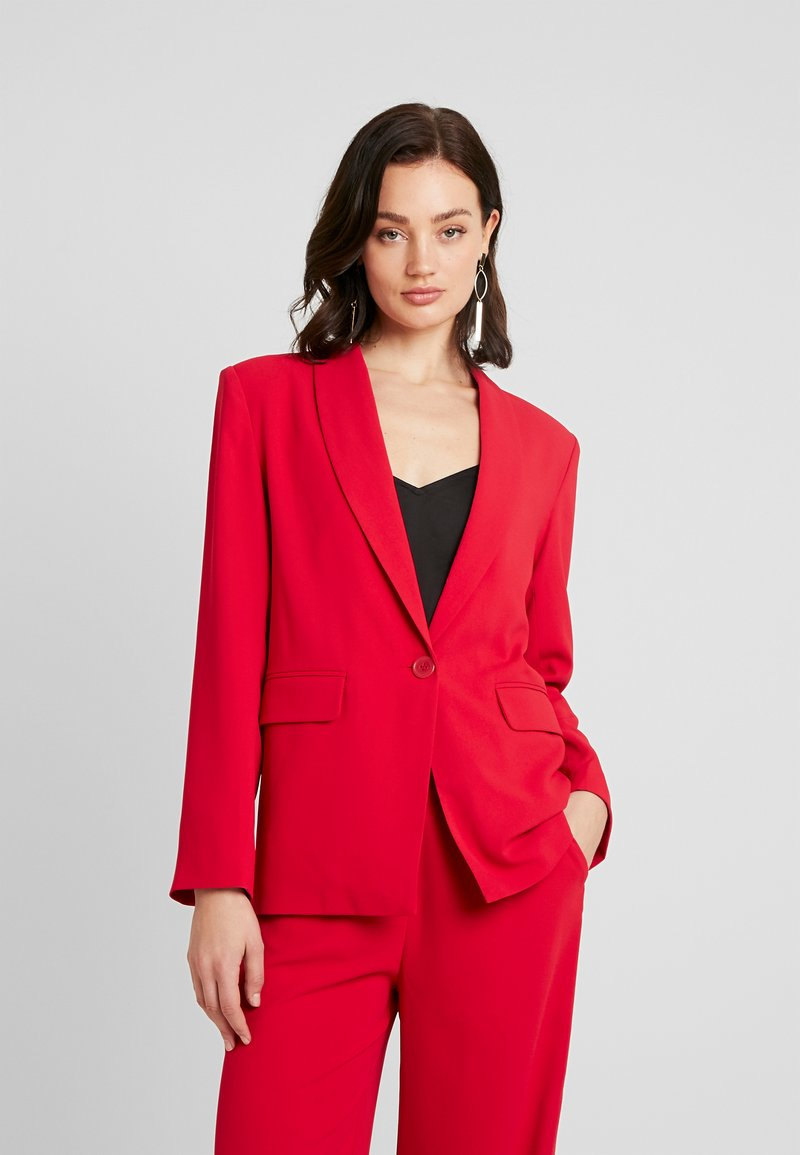 Nly by Nelly - THE IT - Short coat - red