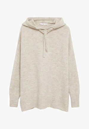 COSY-I - Sweat à capuche - grey