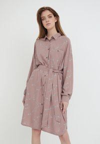 Finn Flare - Shirt dress - brown - 0