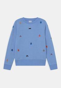 ARKET - Sweatshirt - blue/white - 0