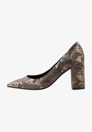 KERI - Classic heels - beige