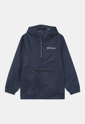 BLOOMINGPORT UNISEX - Větrovka - collegiate navy