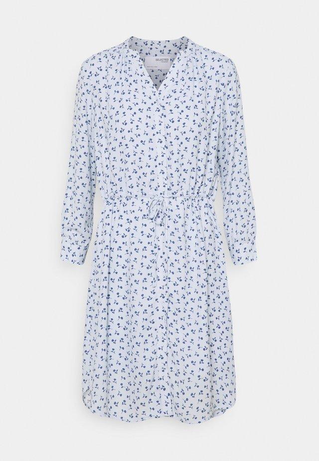 SFDAMINA DRESS  - Korte jurk - arctic ice
