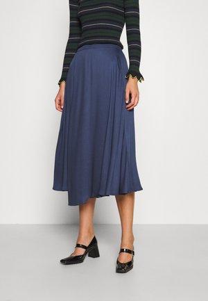 BAUMA ANDREA SKIRT - A-snit nederdel/ A-formede nederdele - dark blue