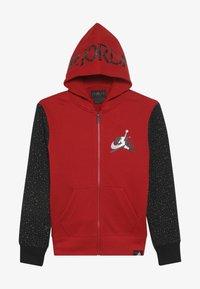 Jordan - JUMPMAN CLASSIC FULL ZIP - Zip-up hoodie - gym red - 3