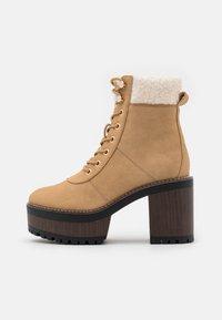 Even&Odd - Winter boots - sand - 1