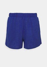 Vila - VINOEL - Shorts - mazarine blue - 3