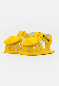 MOSCHINO - UNISEX - First shoes - yellow - 1