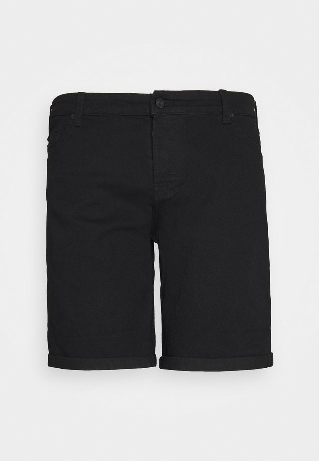 ONSPLY - Shorts - black denim