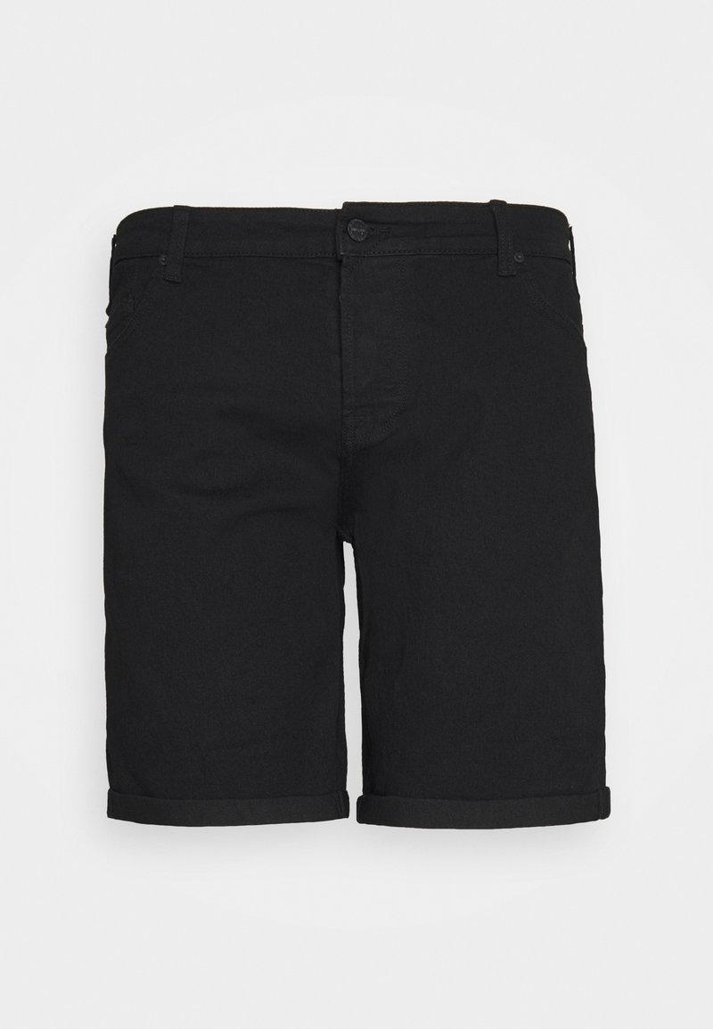 Only & Sons - ONSPLY - Shortsit - black denim