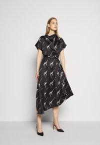 HUGO - KINORI - Cocktail dress / Party dress - open miscellaneous - 0