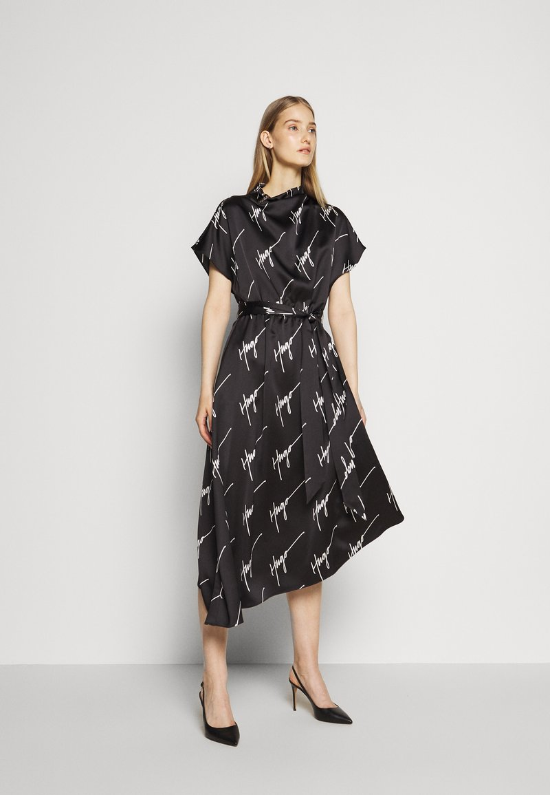HUGO - KINORI - Cocktail dress / Party dress - open miscellaneous