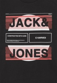 Jack & Jones Junior - JCOMYTH CREW NECK - T-shirt con stampa - black - 2