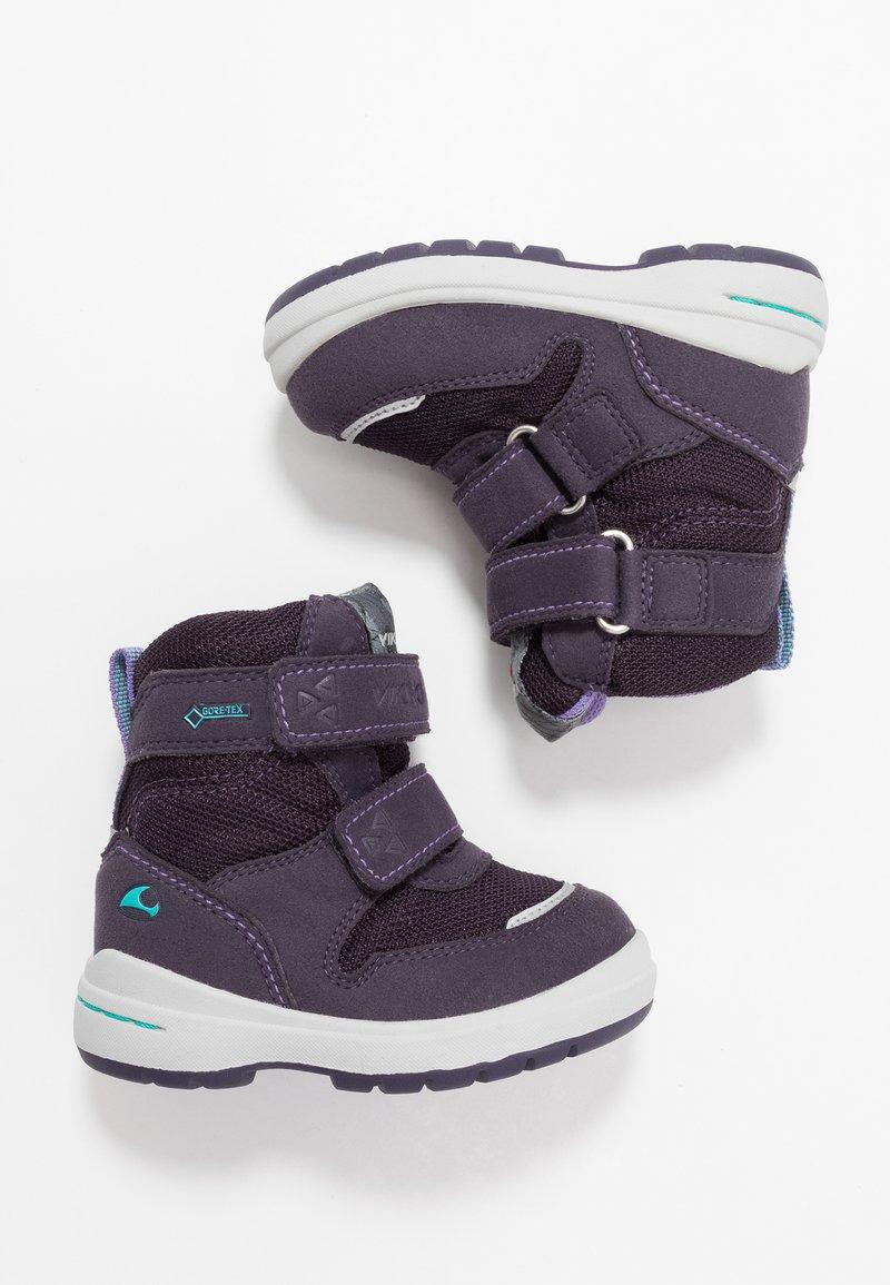 Viking - TOKKE GTX - Winter boots - aubergine